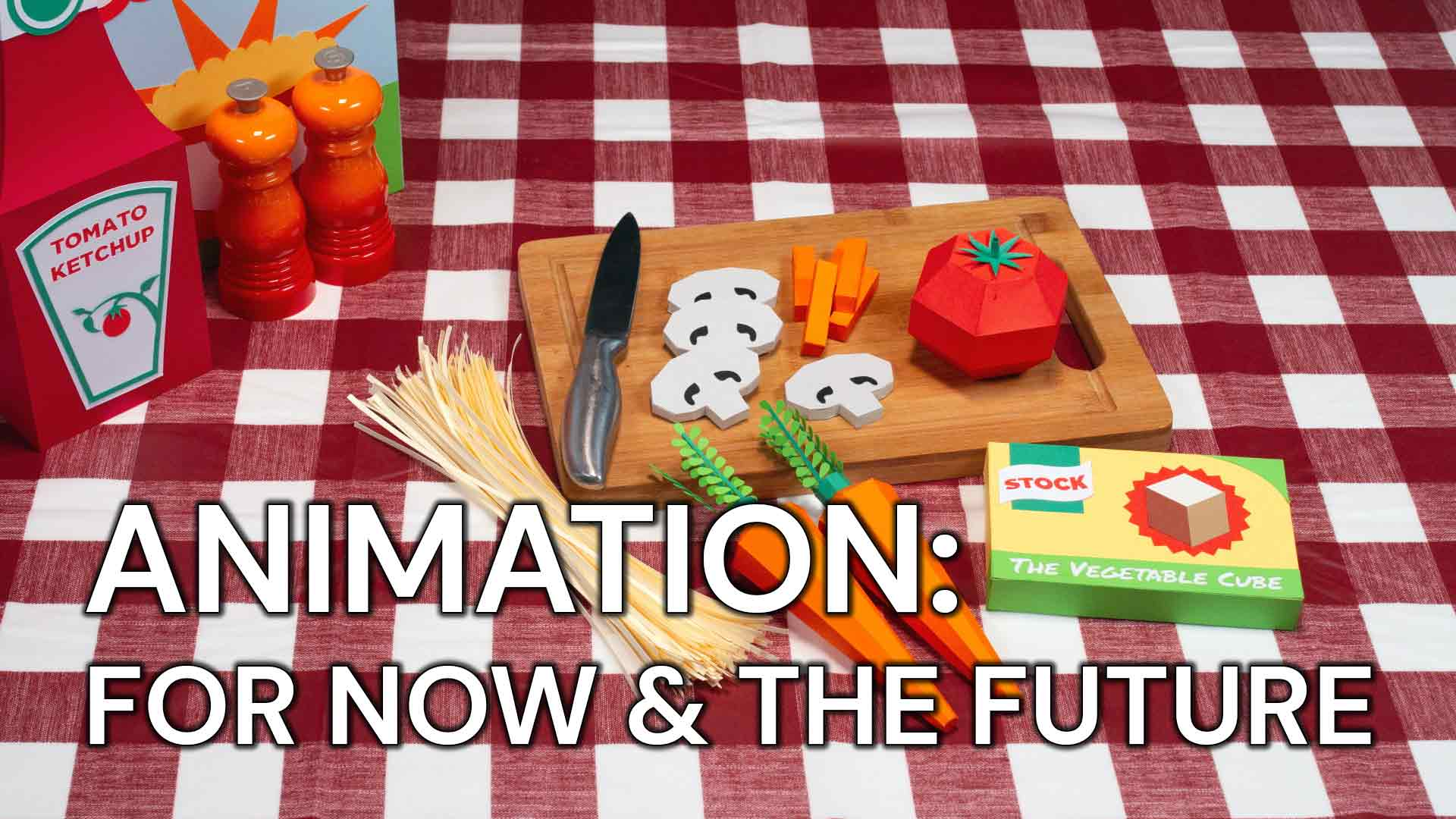 Animation NOW AND THE FUTURE