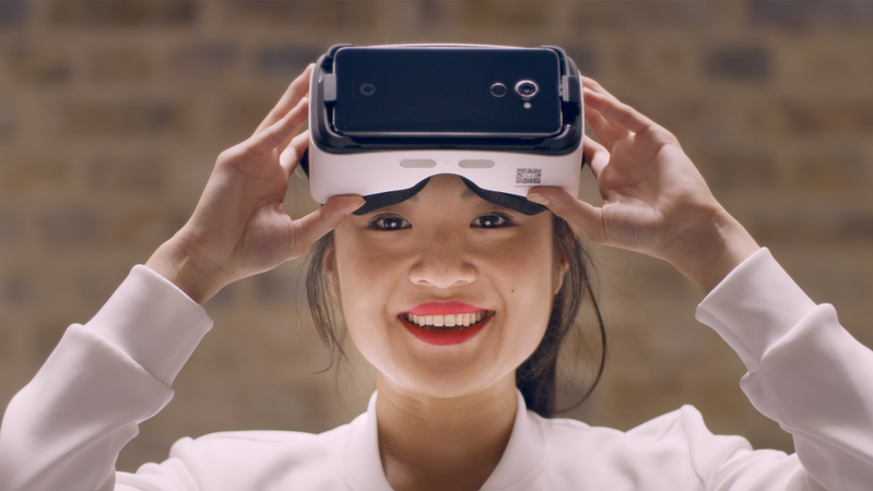 Casual Films Vodafone VR Headset