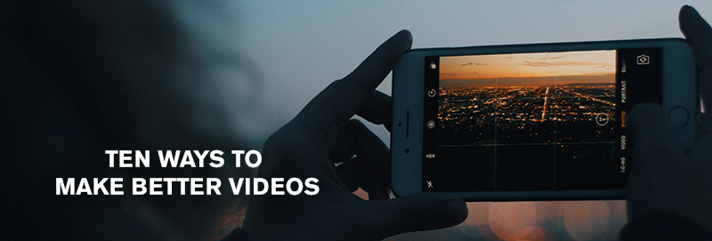 Download ten ways to make better videos Jakub Gorajek