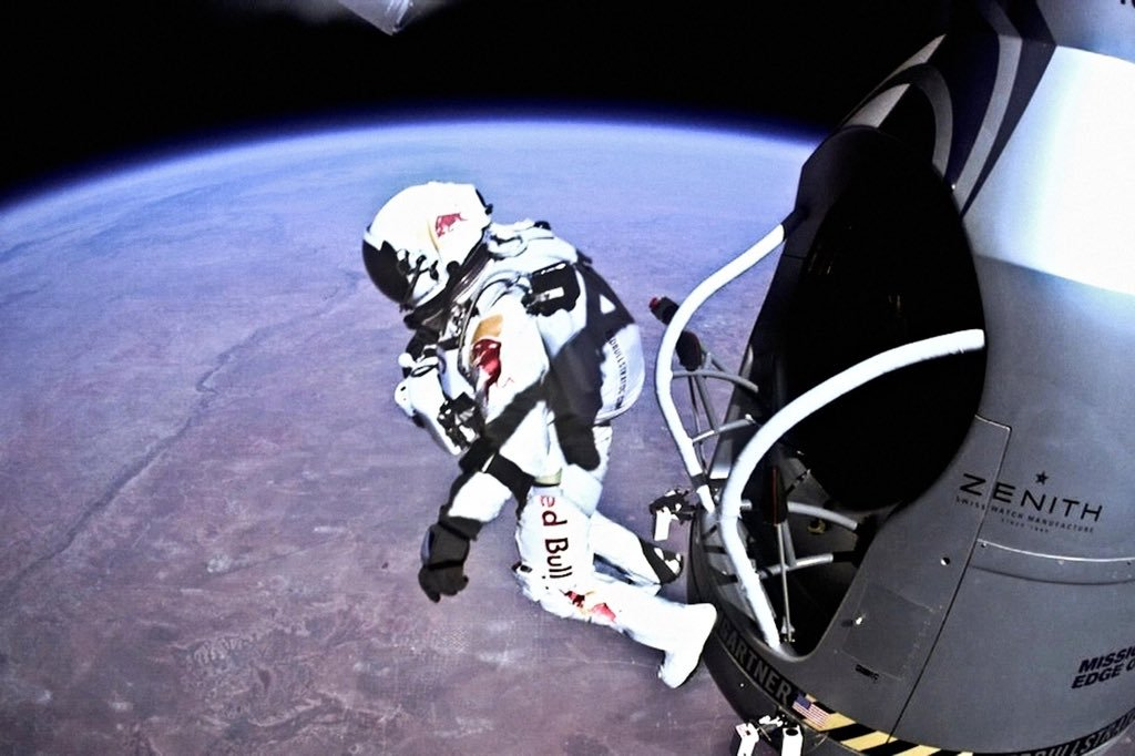 Felix Baugartner Red Bull