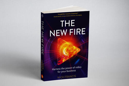 New Fire Book Image