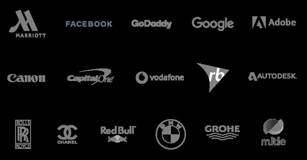 Website Logos Compressed