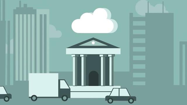 WSJ Microsoft Cloud Banking