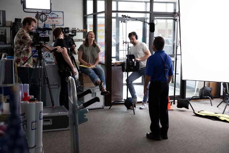 Felicia Producing Casual Films