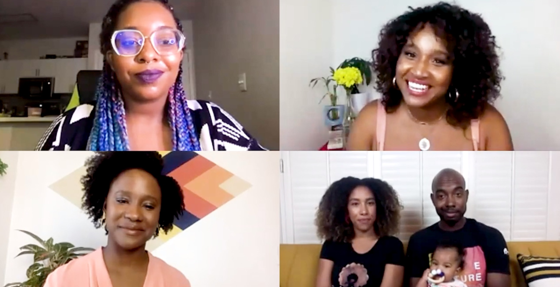 GoDaddy Black Lives Matter Roundtable