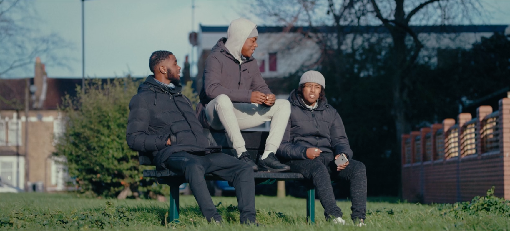 Image from 'I'm Out' for the Haringey Council